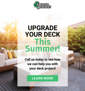 Deck Upgrades For The Summer! ☀️